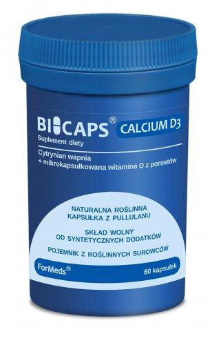 BICAPS CALCIUM D3