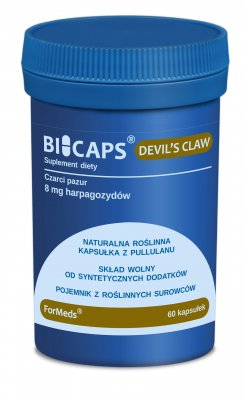 BICAPS DEVIL'S CLAW