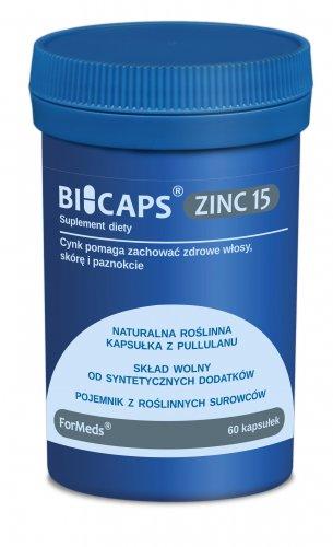 BICAPS ZINC 15
