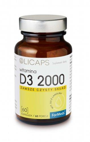 OLICAPS D3 2000