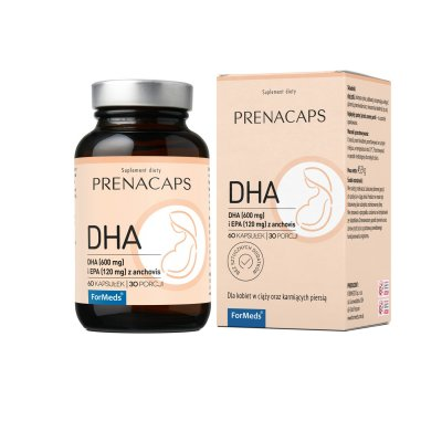 PRENACAPS DHA