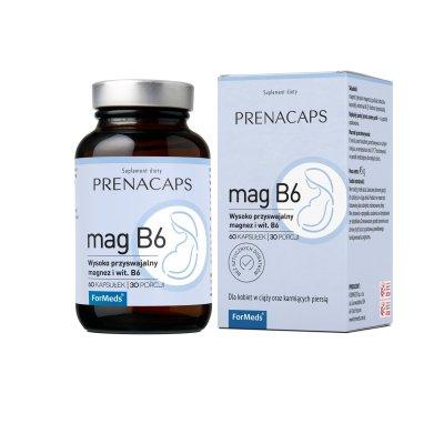 PRENACAPS mag B6
